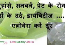 Benefits Of Aloe Vera (Ghritkumari) For Skin, Hair, And Health