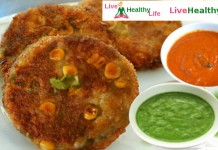 Crispy vegetable corn tikki