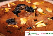 nuts cake recipe in hindi