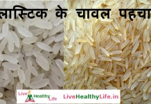 प्लास्टिक के चावल पहचाने - Difference between plastic rice and normal rice
