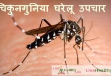 home remedies of chikungunya