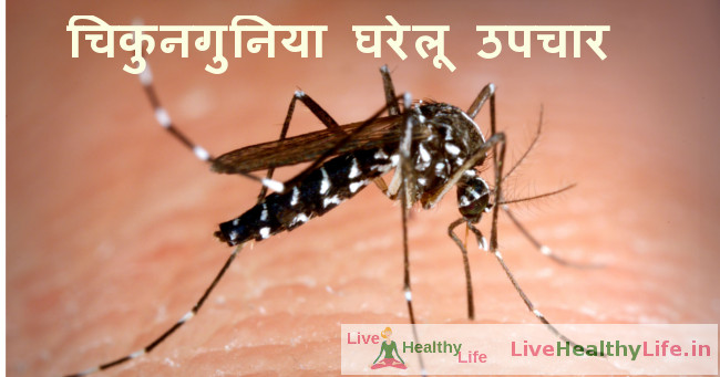 home remedies of chikungunya