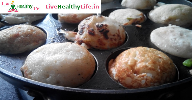 rava appam recipe