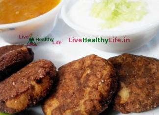 कुट्टू की भरवां कचौरी - Kuttu / Singhare ki bharwan kachori