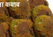 Chana Kabab recipe