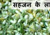 सहजन के लाभ - Health benefits of Drumstick