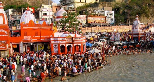 अदभुत समय में पड़ रहा है गंगा दशहरा - Ganga Dashahara