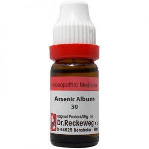 COVID-19 arsenicum album 30