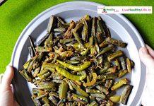 how to make bhindi sabzi with health benefits
